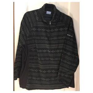 Light Weight Columbia Sweater
